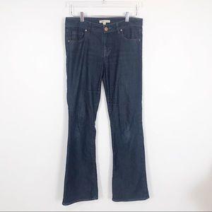 CAbi denim flare jeans